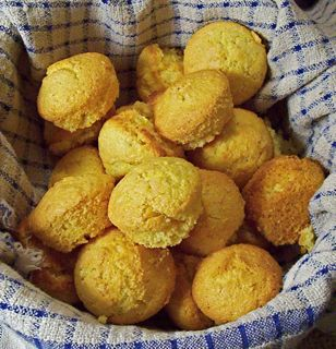 Corn Muffins in a Jiffy