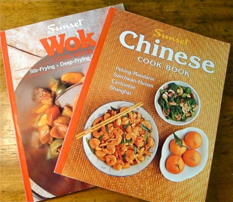 Chinese Cook Books